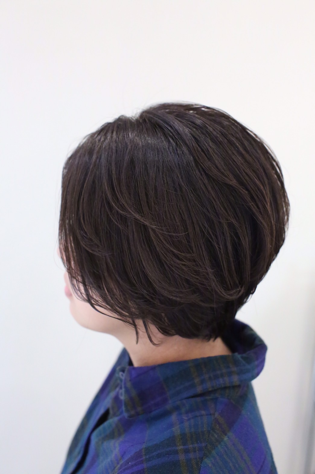 ショートヘア